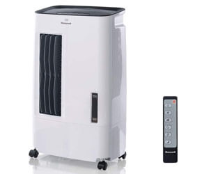 honeywell cs071ae evaporative cooler, portable ac
