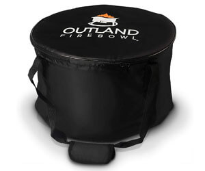 outland firebowl carry bag, firepit