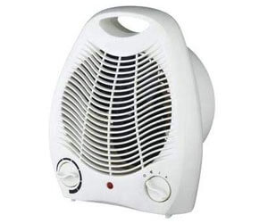 HeatUp Portable Fan Heater, outdoor heater