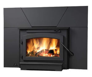 napoleon timberwolf wood stove, wood burning insert