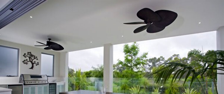 how reliable are remotes on outdoor ceiling fans with lights