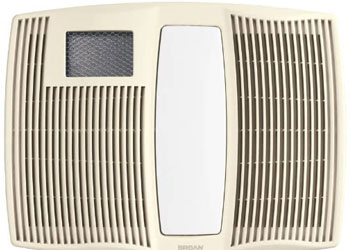 Broan-NuTone QTX110HL Heater, Fan, and Light Combo