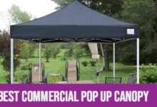 Best Commercial Pop Up Canopy