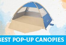 Best Pop-up Canopies