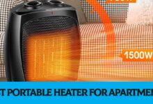 Best Portable Heater For Apartment
